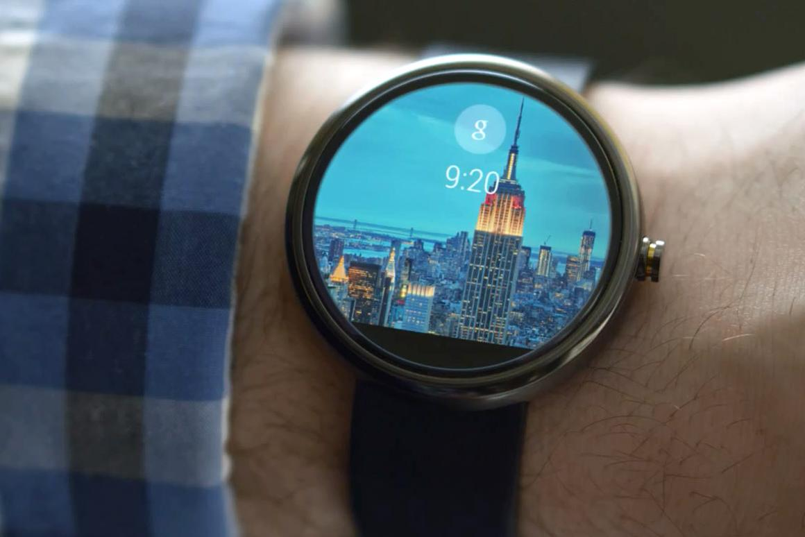 Android Wear takes Google Now's contextual info and voice commands, and puts them on your wrist