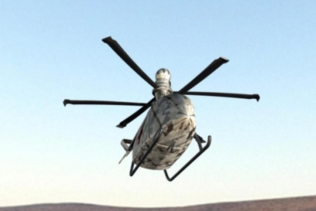 Falx Air Hybrid Coaxial UAV