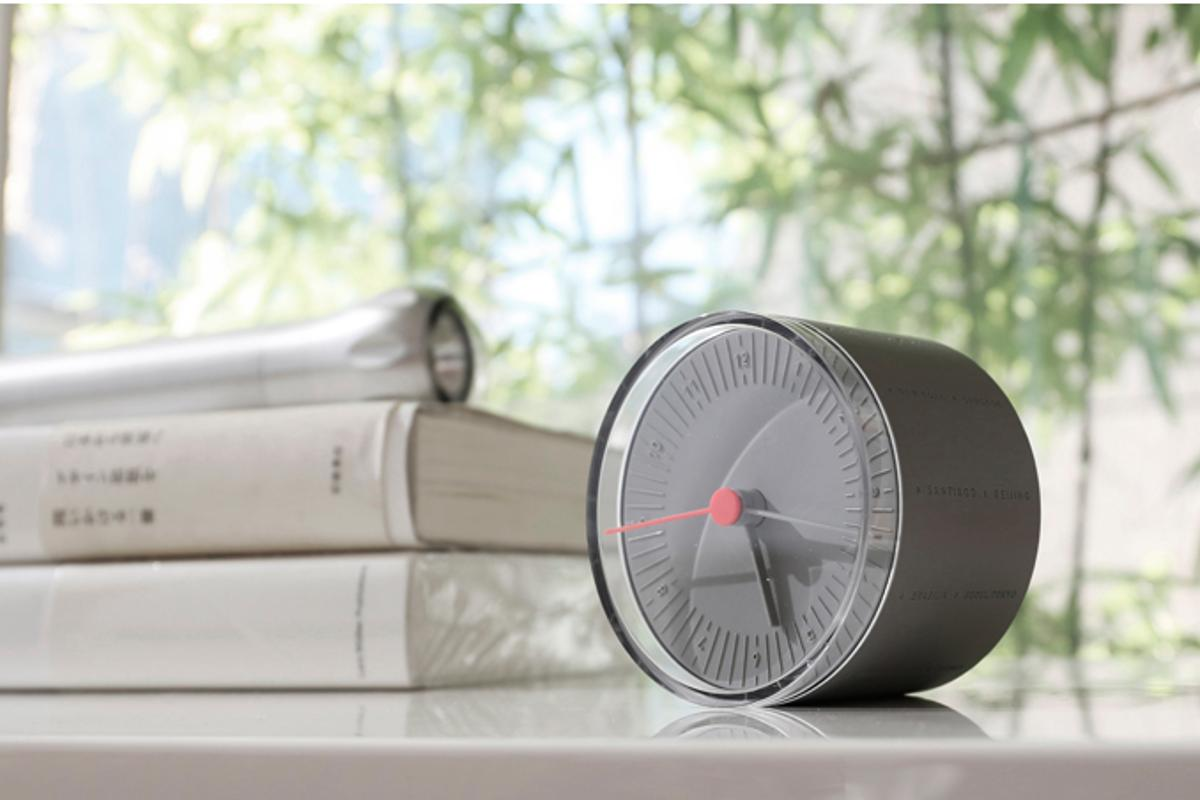 It is a nifty built-in rolling mechanism that sets the World Clock apart