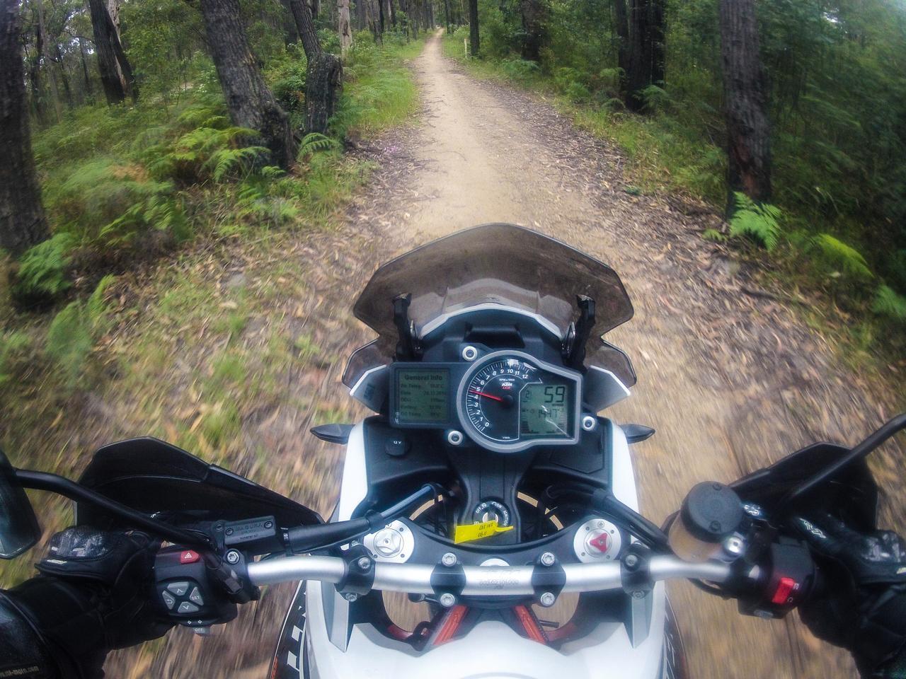 KTM Adventure 1190 R: a true dirt superbike (Photo: Gizmag/Loz Blain)