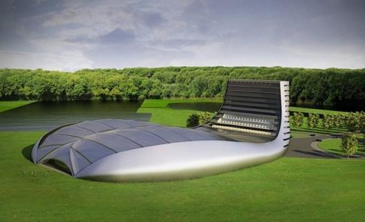 14,000m2 of golf practice facilitiesImage: www.indoorgolfarena.eu