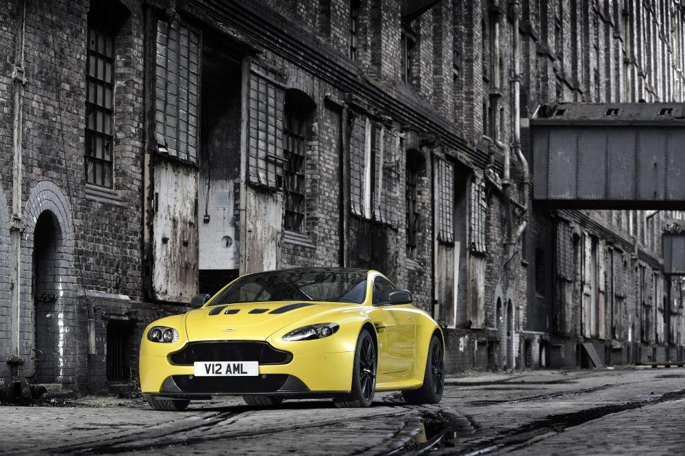 An improved 6.0 liter V12 now provides 565 horsepower, an increase of 11 percent from the outgoing V12 Vantage