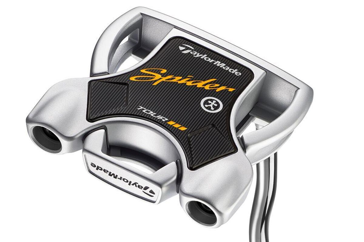 TaylorMade's Spider Interactive smart putter