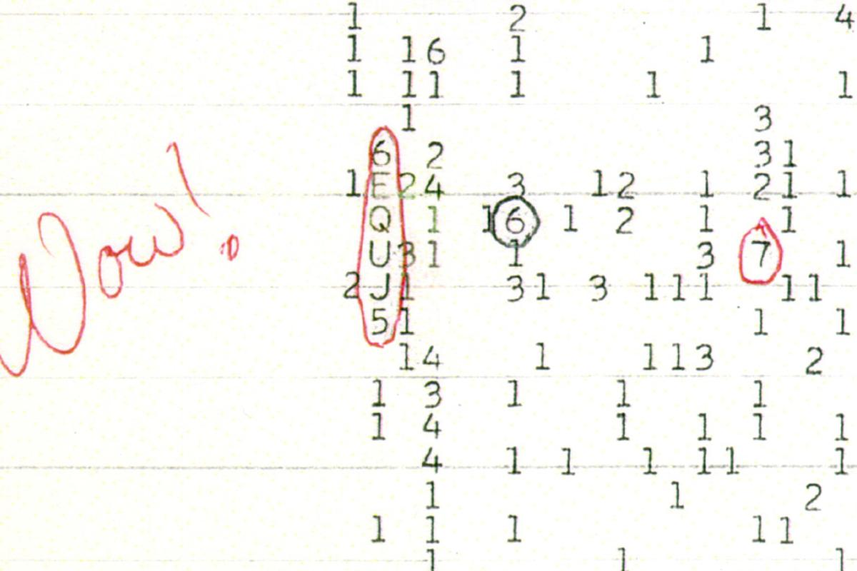 One of the most enduring astronomical mysteries may have finally been solved, as researchers find that comets are strong candidates for the famous Wow! signal