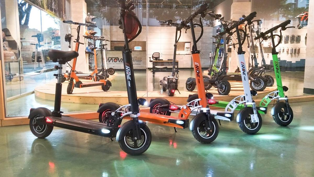 The eMove Cruiser from Voro Motors in on sale in the US now