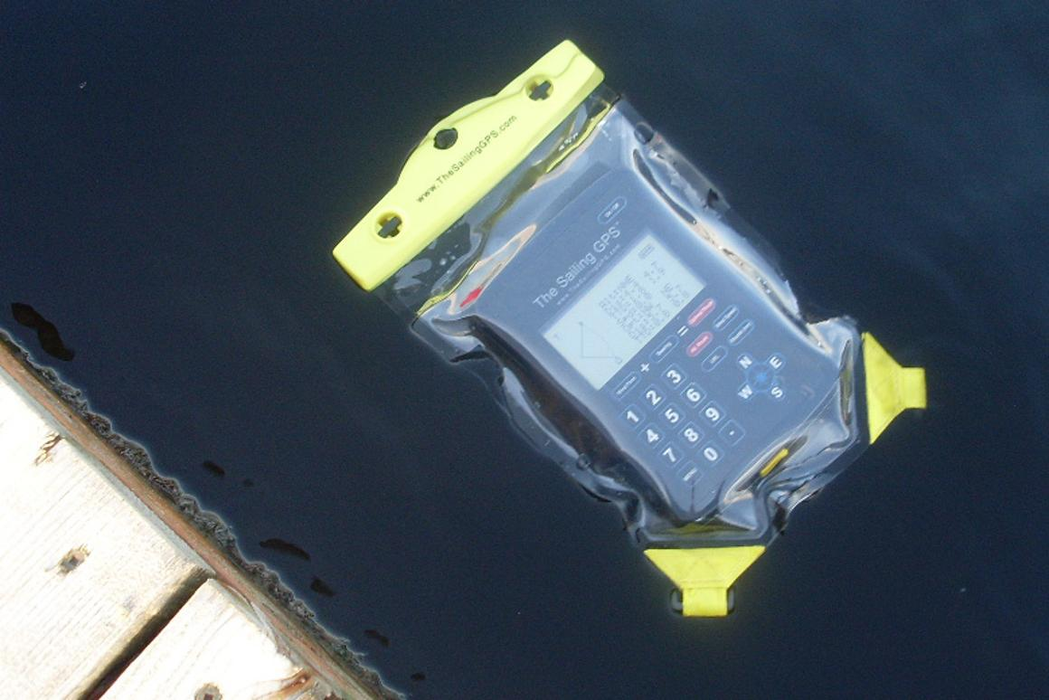 The GPS built JUST for sailing with Bluetooth Wind