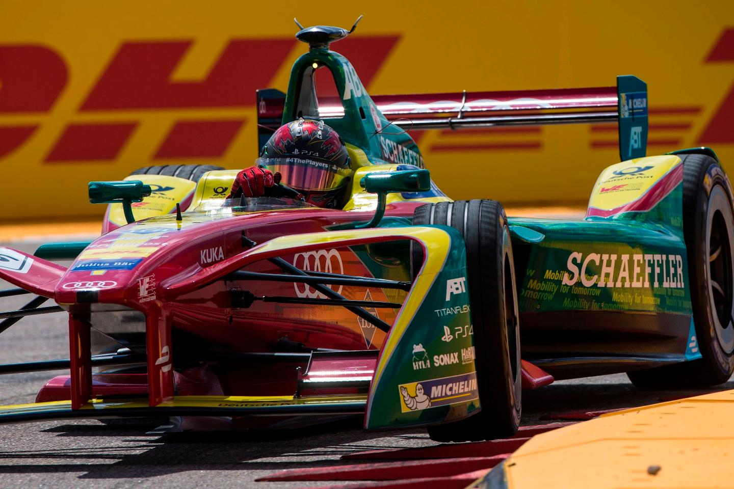 Audi will be the first German manufacturer to have a factory-backed entry in Formula E