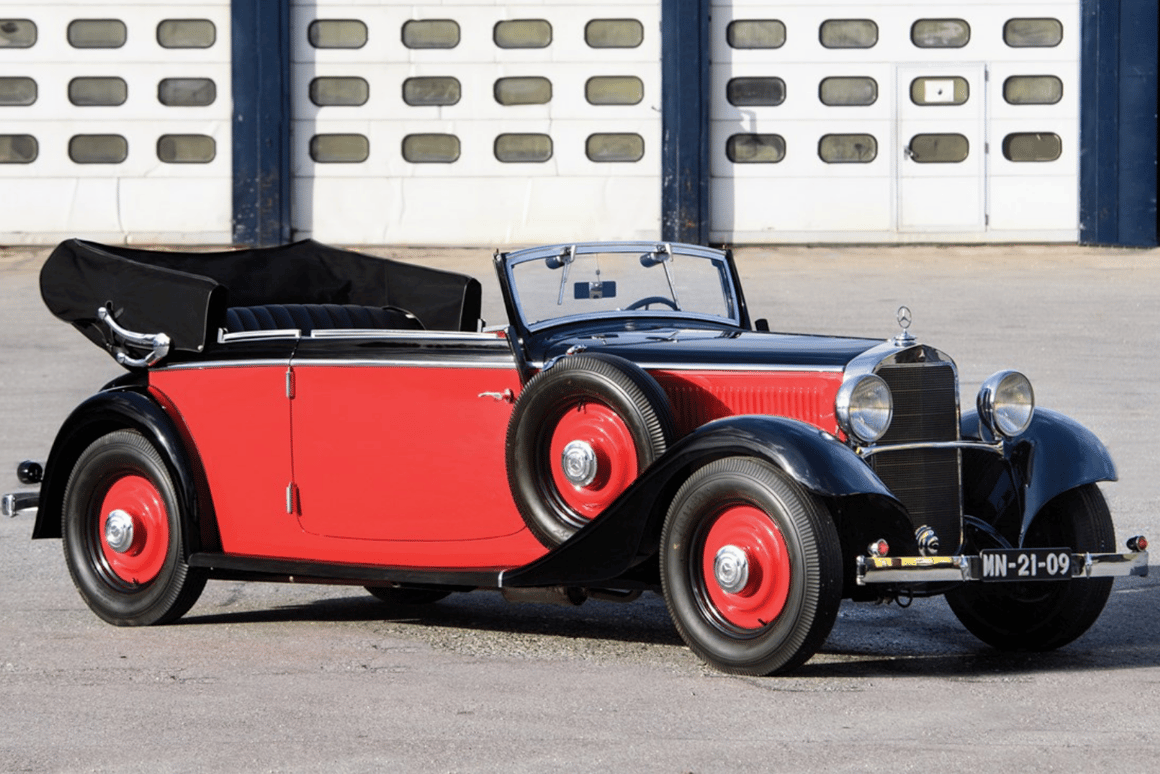 100 most interesting lots at Paris Rétromobile 2018 auctions