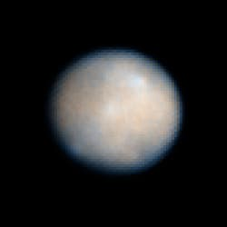 Image taken of Ceres by the Hubble space telescope (Image; NASA/JPL)