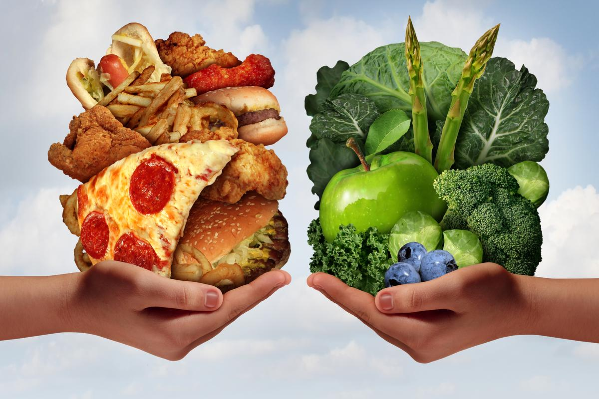 Zánětlivé potraviny a co místo nich jíst