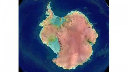 Antarctica is a prime location for a telescope - not so great for a holiday
