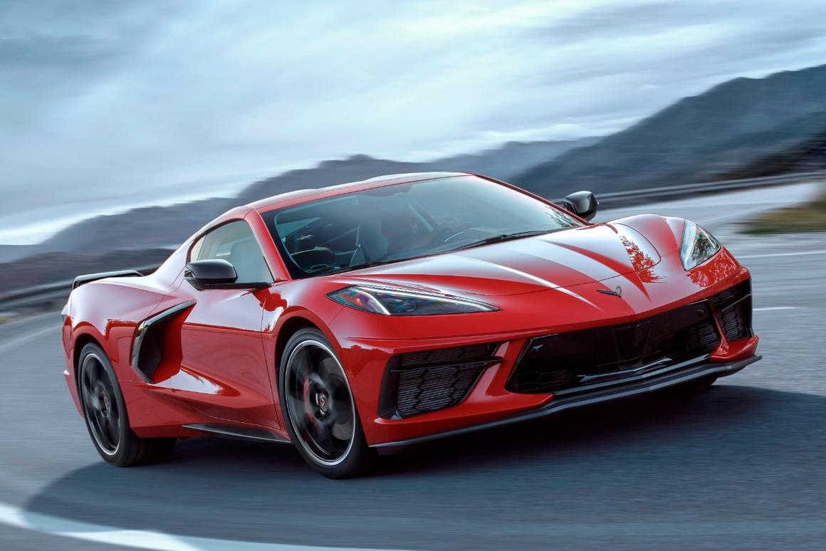 Chevy Puts A Price Tag On Mid Engine Corvette Stingray
