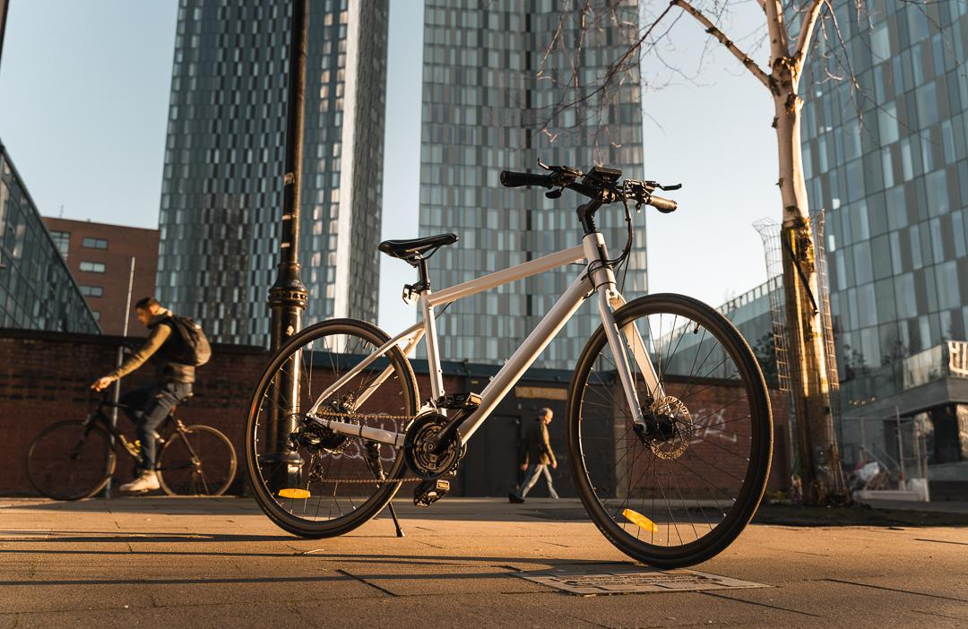 The Paperboy ebike is being offered only to Indiegogo backers in the UK and US