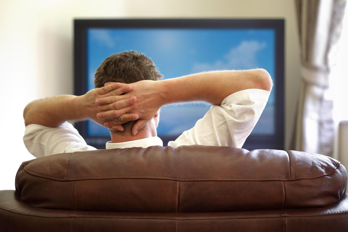 PredictGaze pauses the TV automatically when no one is watching (Photo: Shutterstock)