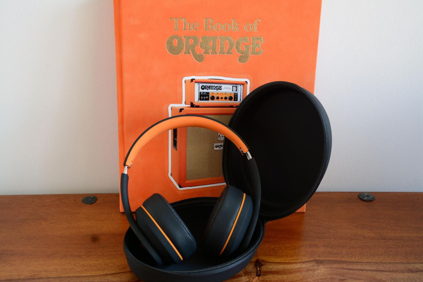 Not everyone will take to the bright orange and matte black colors here, but we think they rock