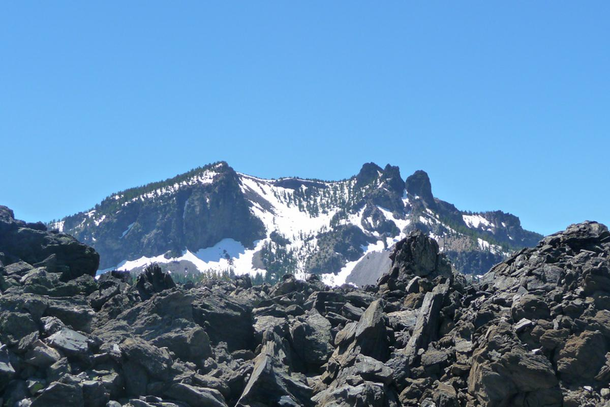 A plan to tap the thermal energy of the Newberry Volcano is under way (Photo: Joshua Schreiner)