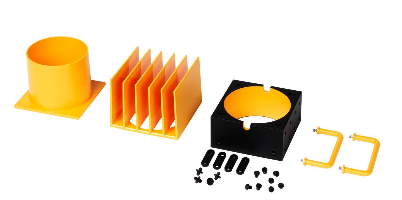 The LED accessories kit lets you modify the Frekvens lighting setup