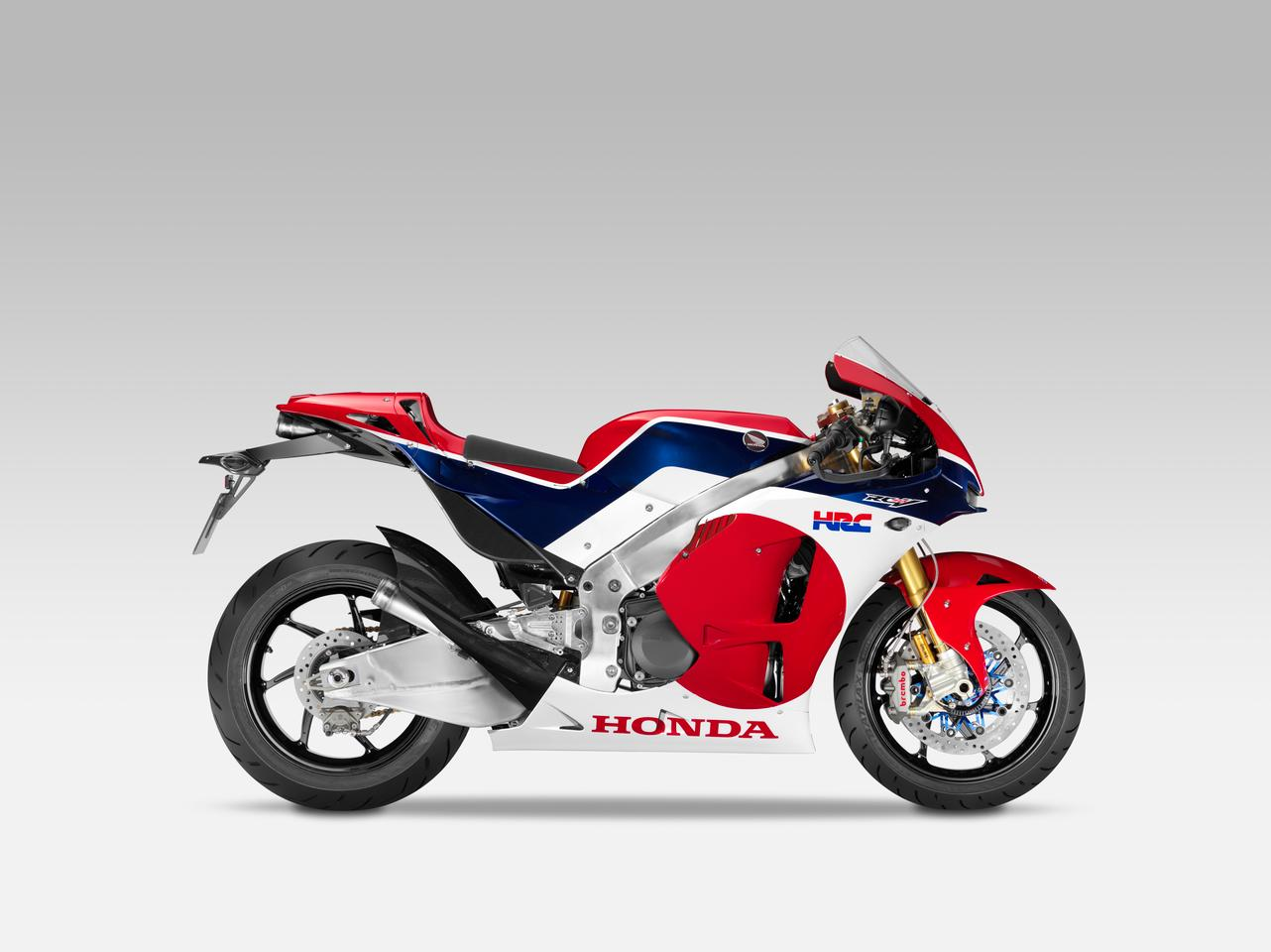 The Honda RC213V-S prototype: a MotoGP bike for the road