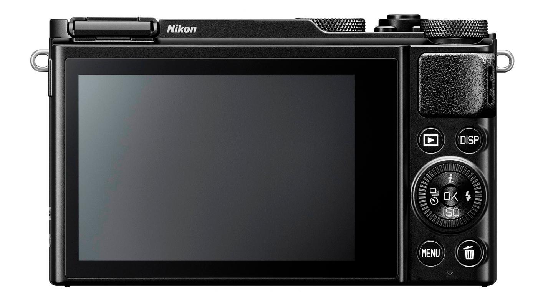The Nikon DL18-50 features a 20.8-megapixel one-inch-type (13.2 x 8.8 mm) CMOS sensor
