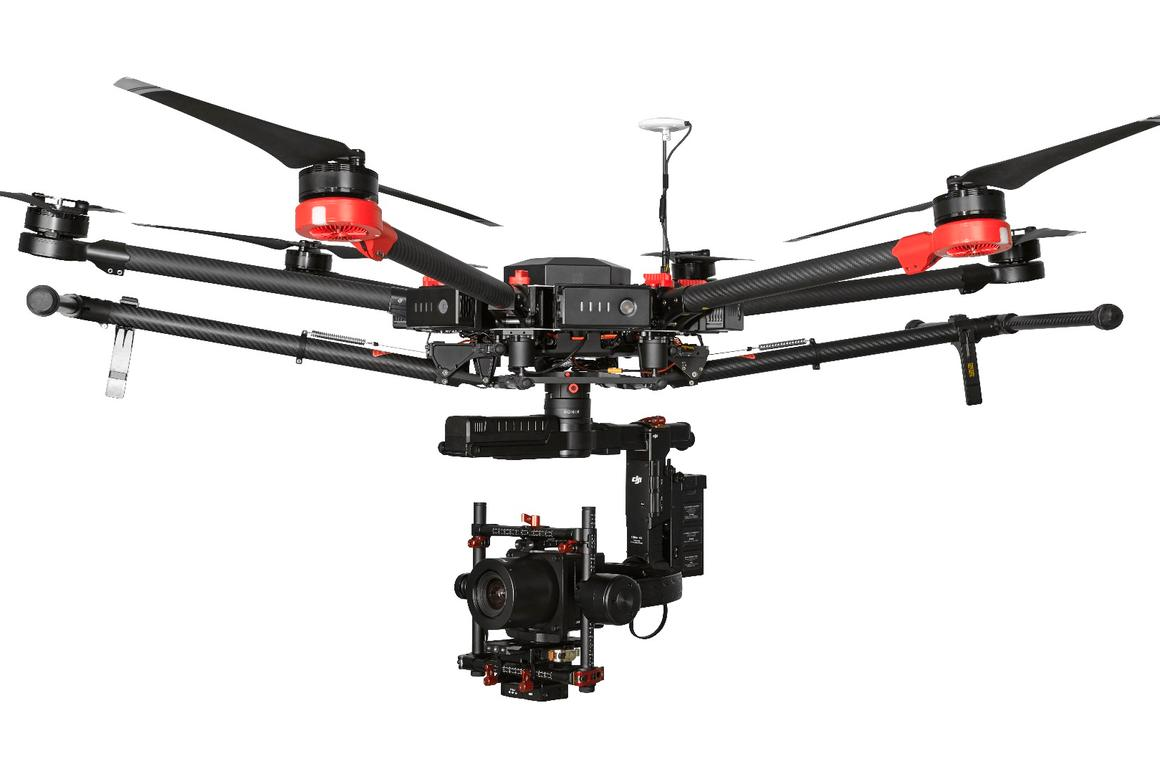 "The iXM 100MP is reported compatible with a ""wide range of UAV platforms, including Phase One's DJI Matrice 600 Pro solution."""