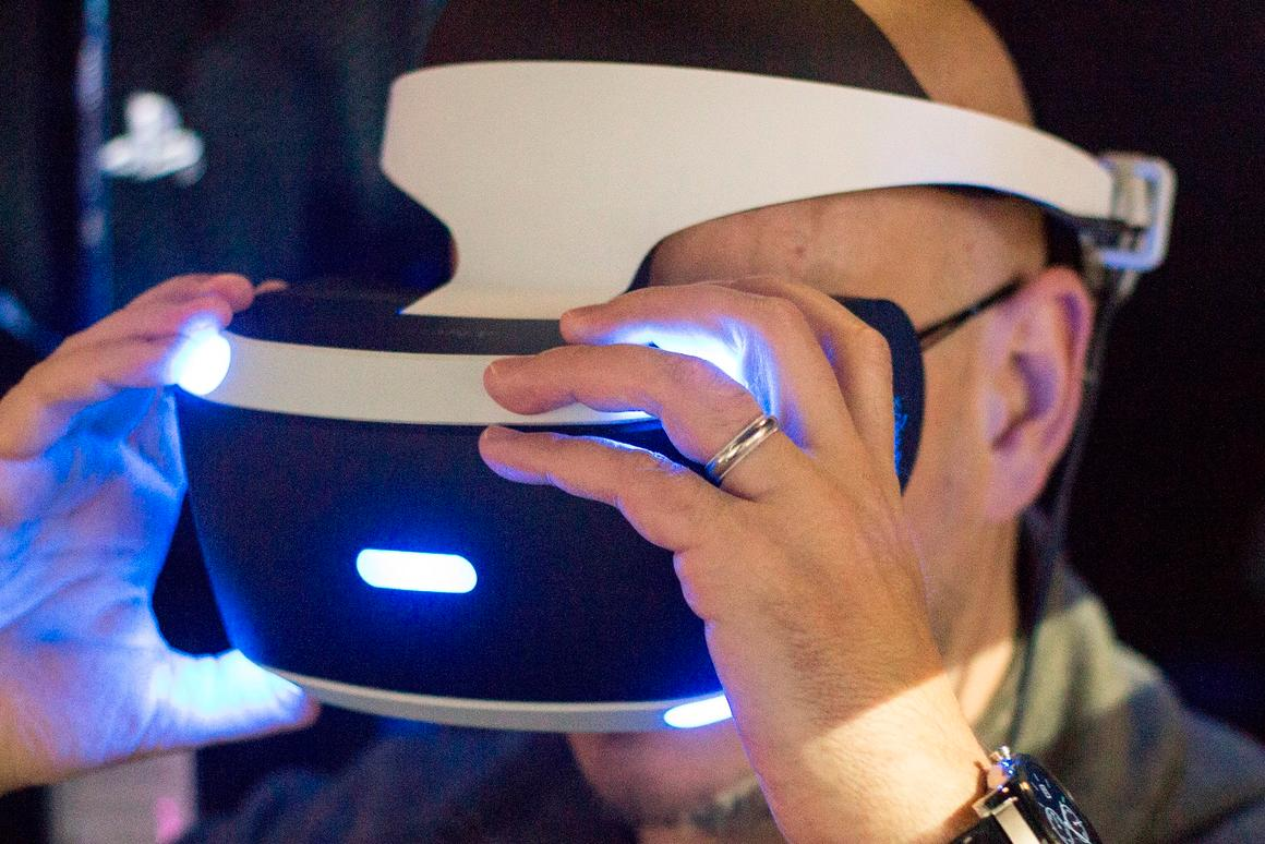 Gizmag checks out Sony's latest iteration of Project Morpheus at E3 2015