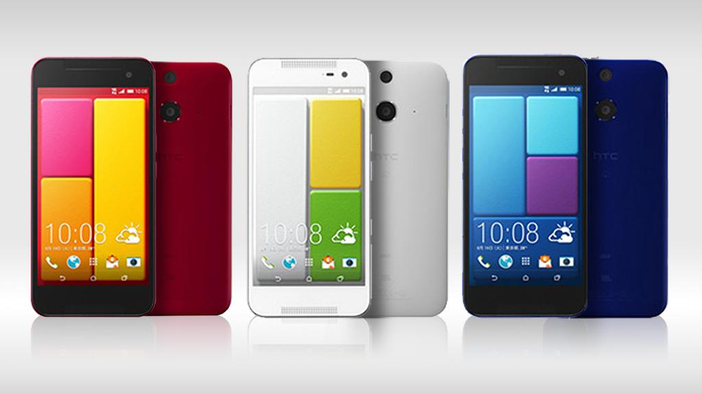 The new device comes in a choice of three colors