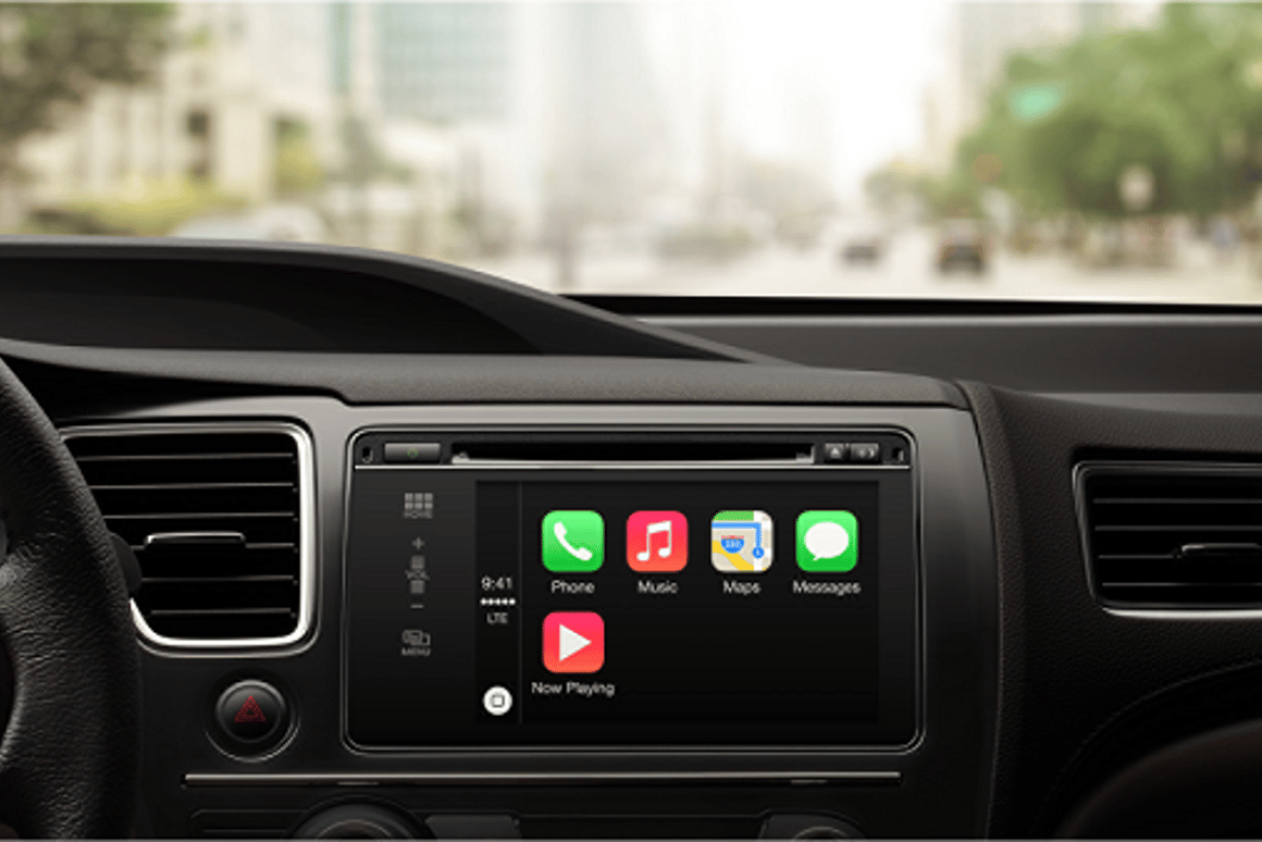 Apple CarPlay is a means of bringing iOS to car dashboards