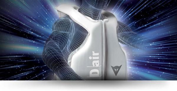 Dainese is bringing its D-Air wearable airbag technology to Alpine slopes