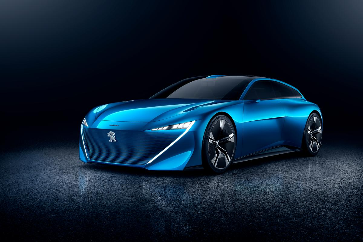 The new Peugeot Instinct