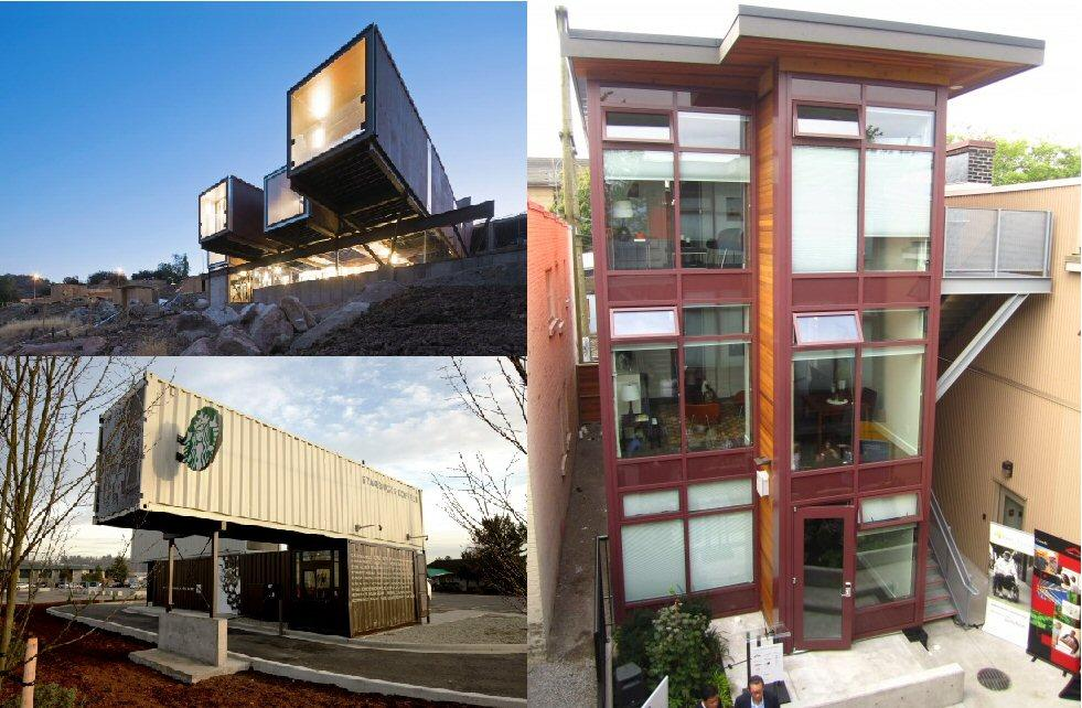 Gizmag picks ten of our favorite shipping container-based structures