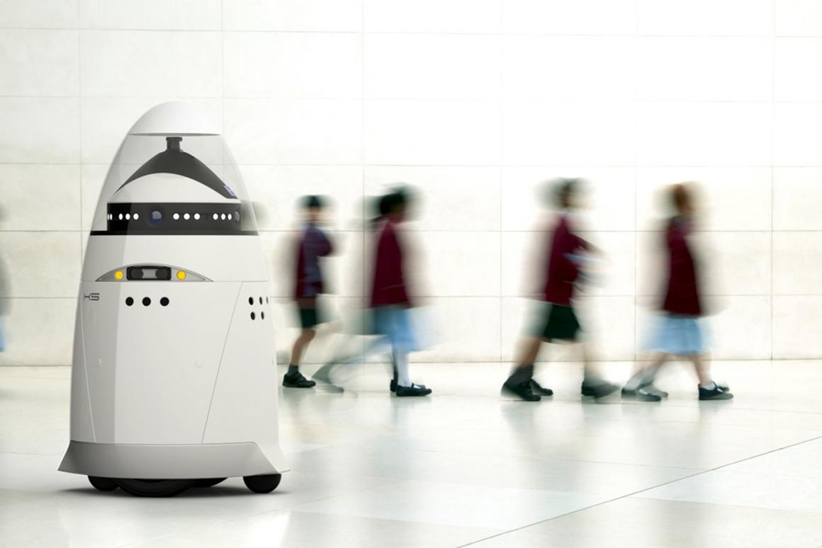 "Knightscope's Autonomous Data Machines are designed to help ""predict and prevent"" local crime"