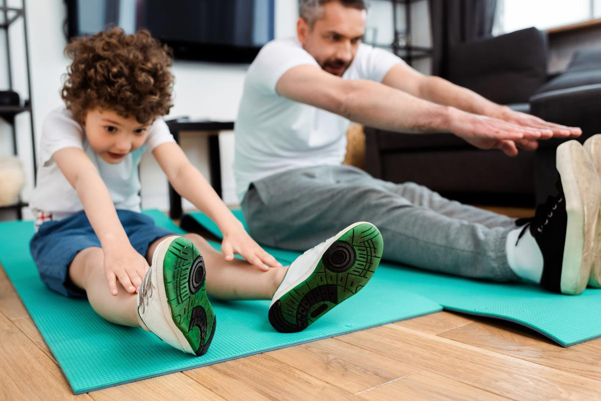 Research has shone light on the importance of healthy eating and physical activity during childhood