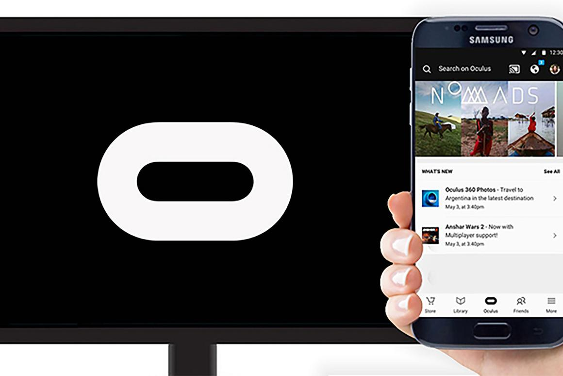 Starting today, Gear VRowners can mirror what they see on a TVor monitor