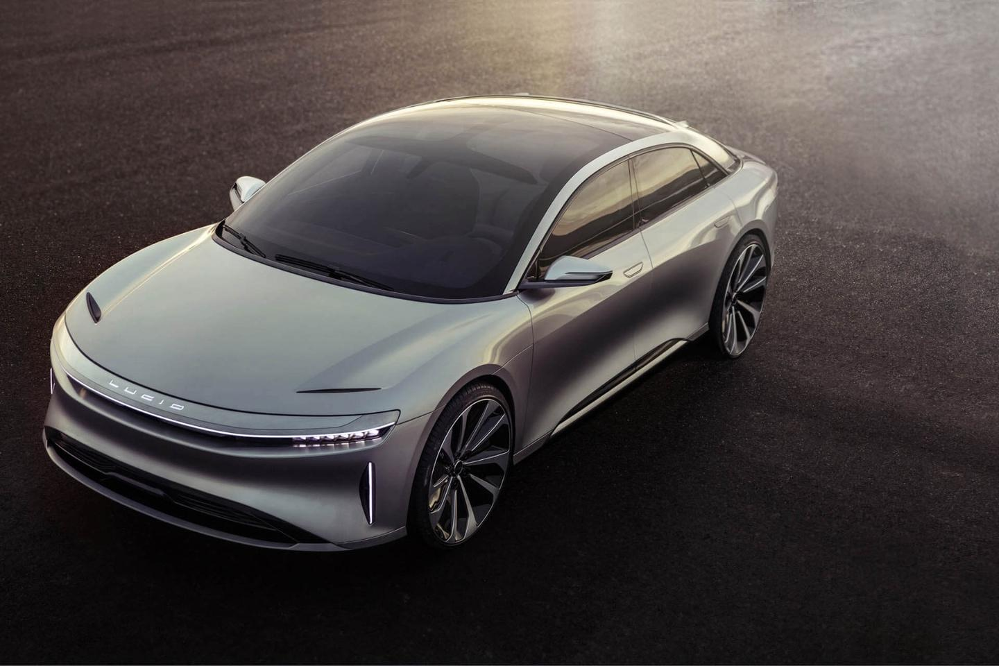 The Lucid Air is squarely targeted at the Model S, with a focus on matching or bettering its performance with a lower price tag