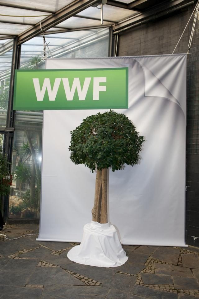 The launch of the Save As WWF document format in Hamburg
