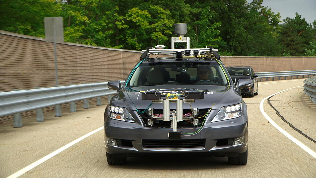 Toyota's advanced active safety research vehicle
