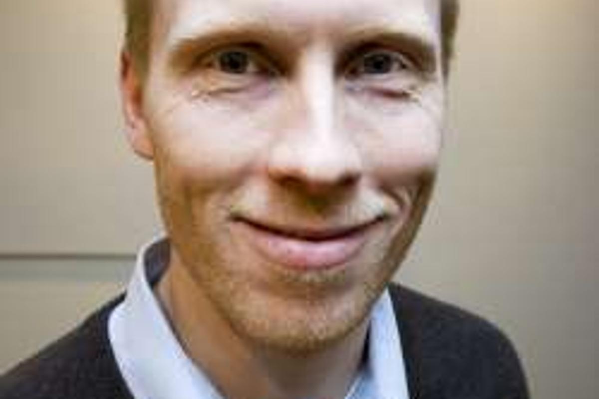 Professor Ole Kaeseler Andersen of the Center for Sensory-Motor Interaction at Aalborg University, Denmark