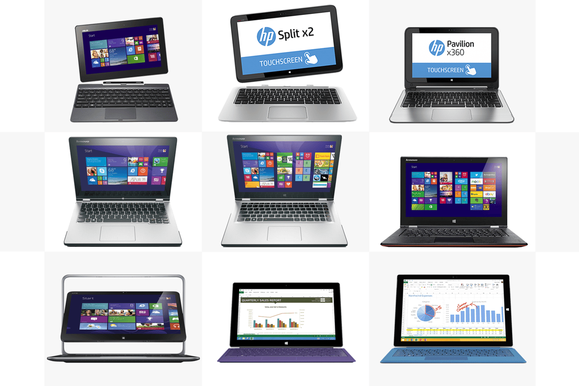 The Windows 2-in-1 form factor has seen some of the most imaginative hardware we've seen in recent years.