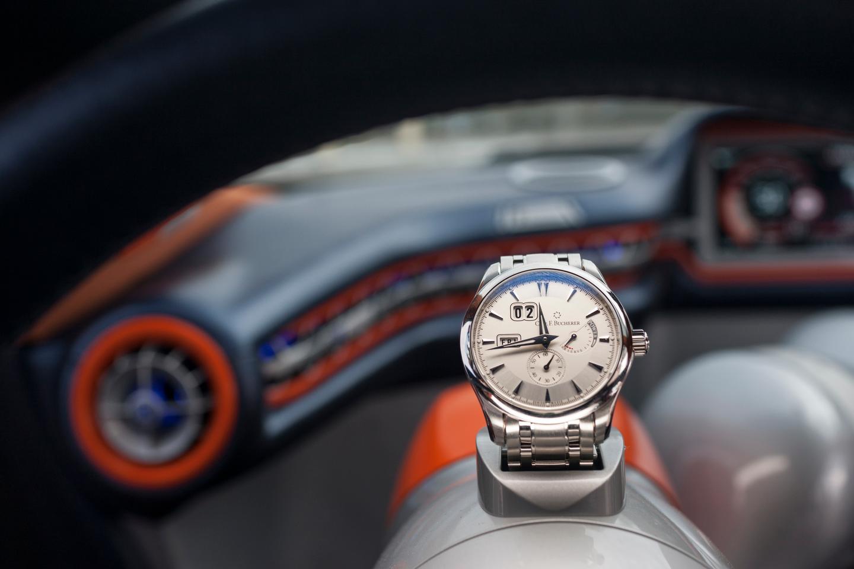 The Manero PowerReserve watch from Carl F. Bucherer