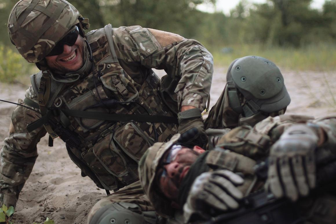 DARPAhopes to reduces casualties on the battlefield by interfering with the body's molecular processes