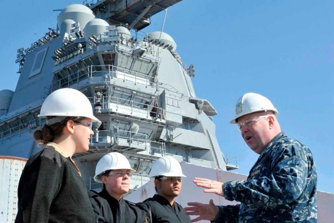 Sea monsters: Is this the new age of the aircraft carrier?