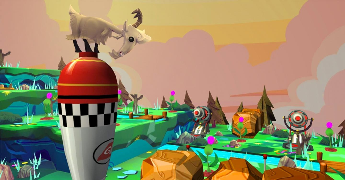 Danger Goat for Daydream View