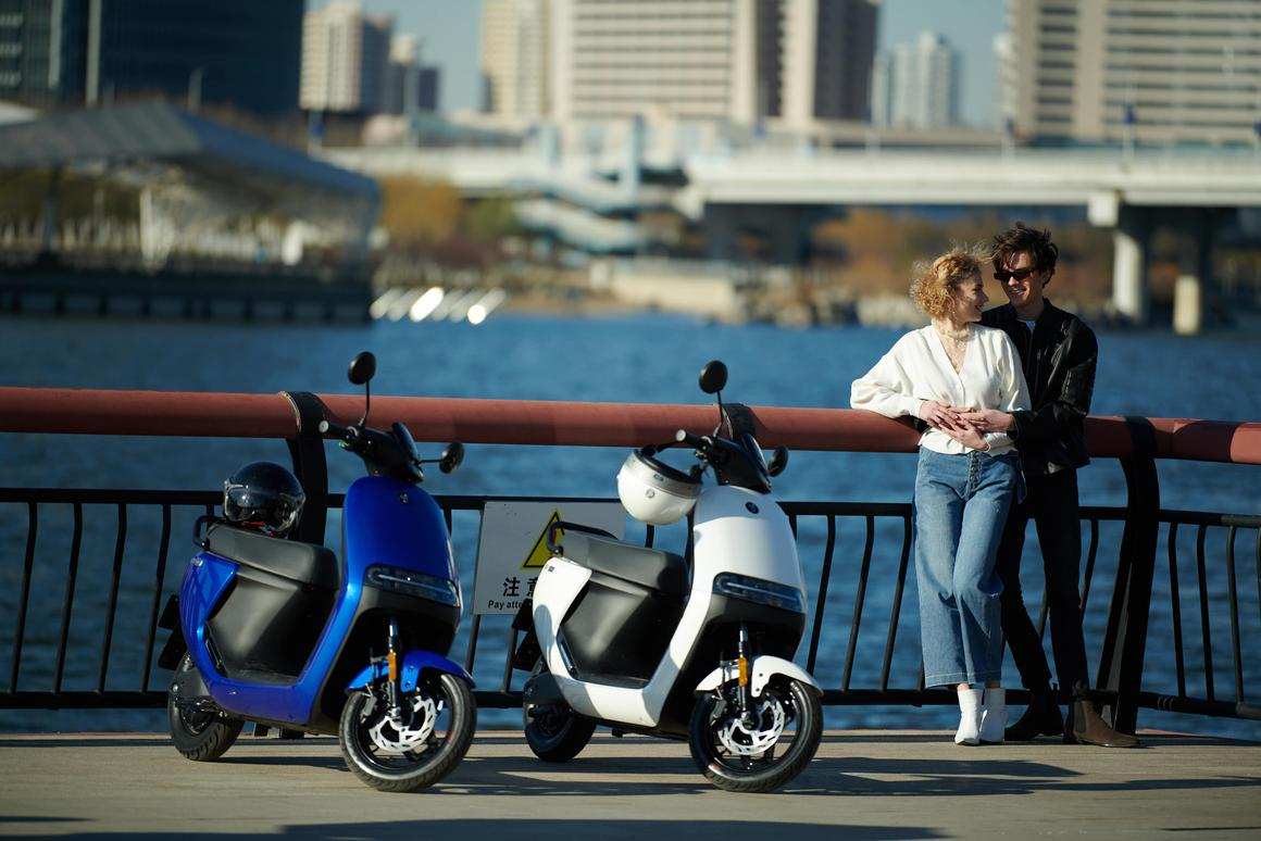 Segway-Ninebot is moving into the electric scooter and e-moped space