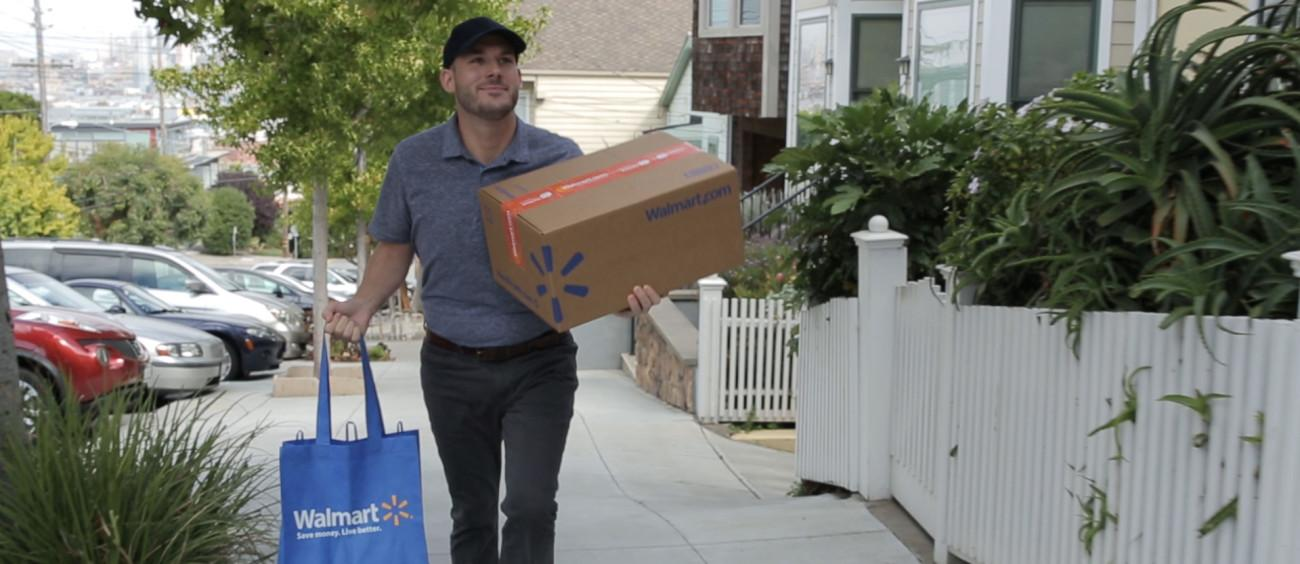 Would you be comfortable with a Walmart employee wandering into your home and restocking your fridge?