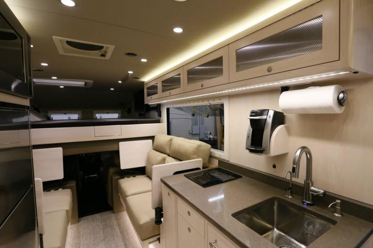 Inside the 2014 EarthRoamer XV-LTS