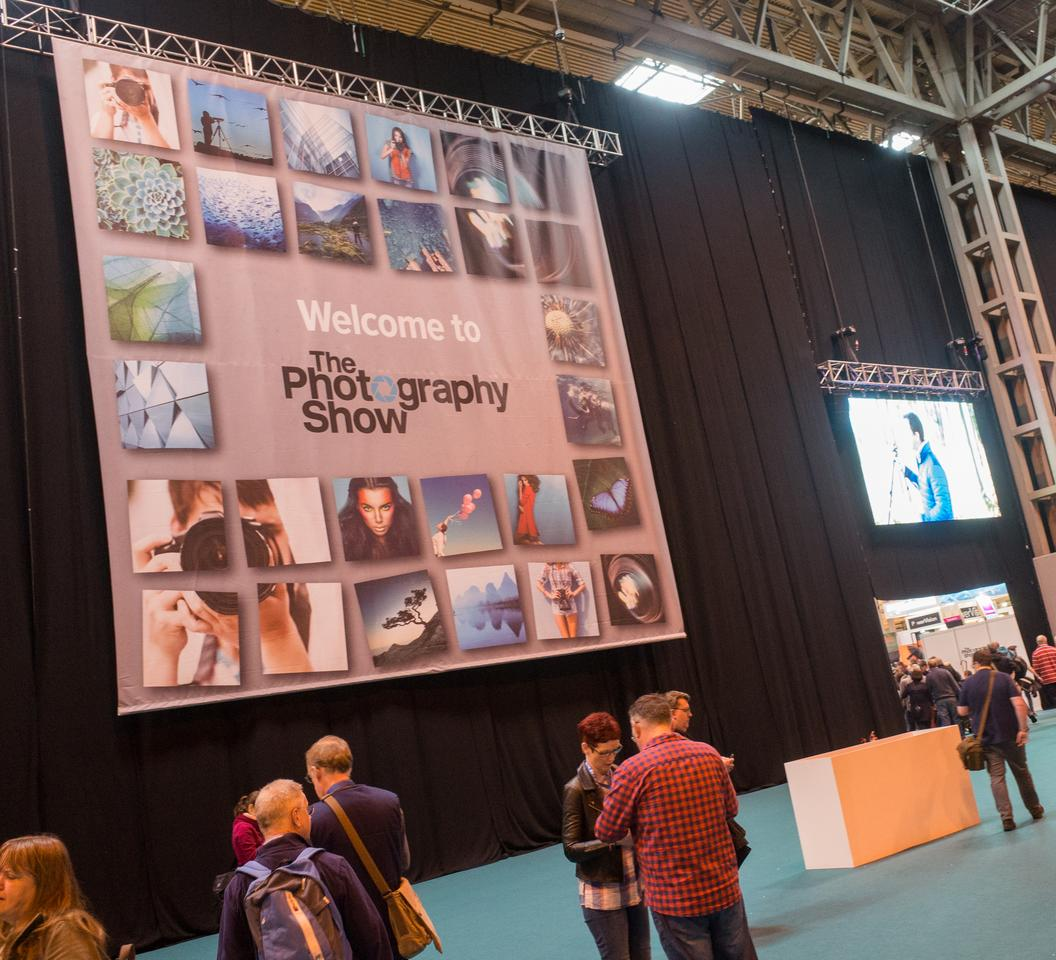 The Photography Show is the largest photography event in the UK