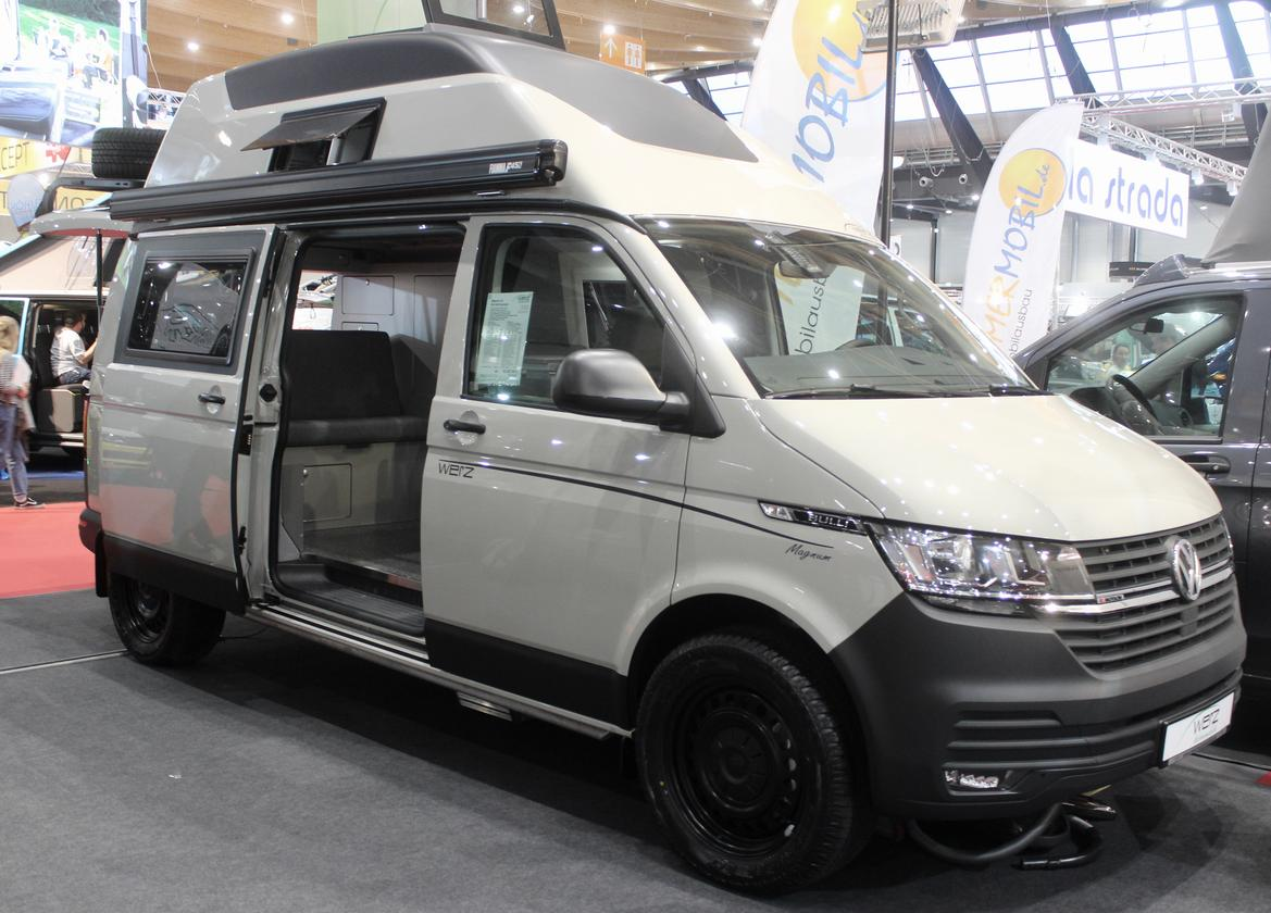 VW T6.1 brings a new face to camper vans, from city center to off-grid