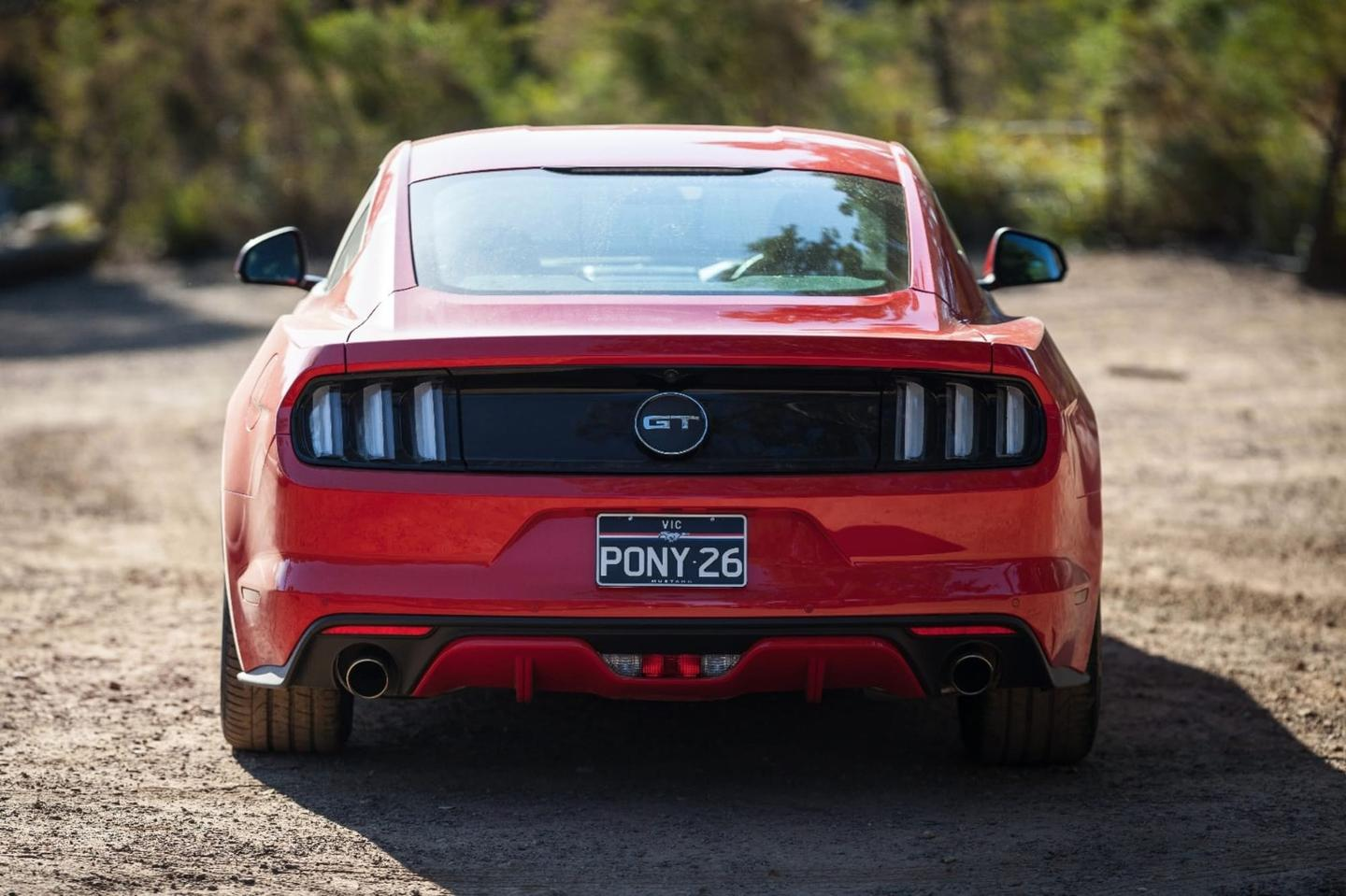 Perfomance Power Packages help the Mustang pony up