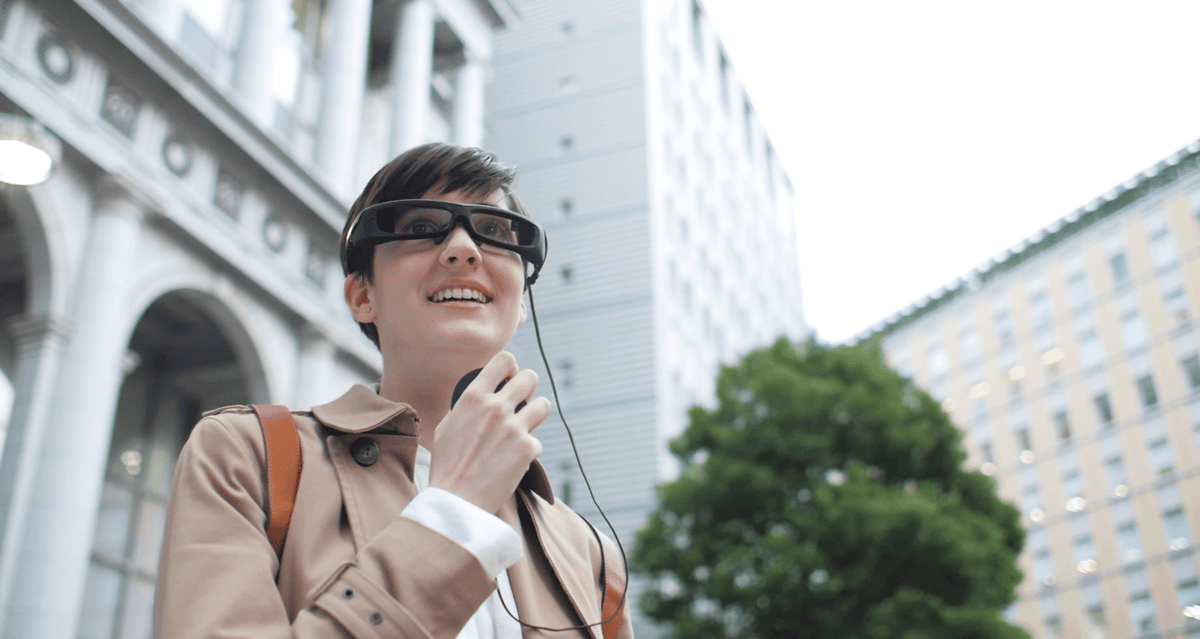 Sony's Smart Eyeglass is now available in a Developer's Edition for the creation of applications making use of binocular AR