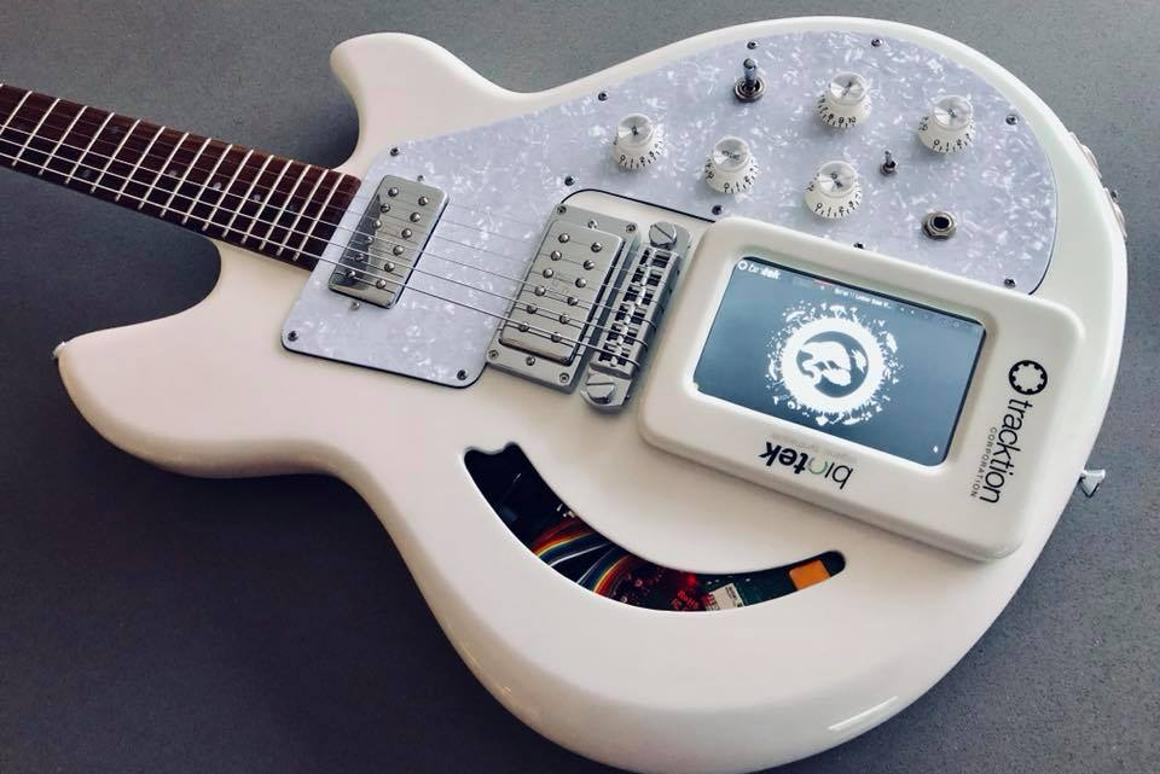 The Spirit Animal concept from Lucem Custom Instruments and Tracktion Corporation